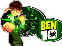 Раскраски Бен 10