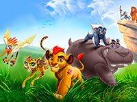 Раскраски Хранитель лев