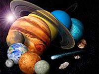 Раскраски Космос и планеты