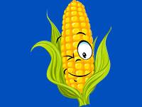 Раскраски Кукуруза