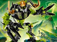 Раскраски Лего Бионикл