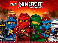 Раскраски Лего Ниндзяго