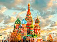 Раскраски Москва