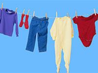 Раскраски Одежда