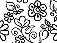 Раскраски Орнаменты и узоры трафареты