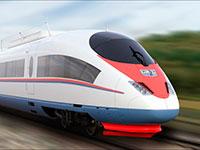 Раскраски Поезда с вагонами