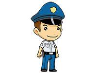 Раскраски Полиция