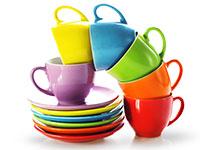 Раскраски Посуда