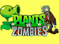 Раскраски Растения против зомби