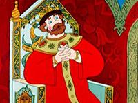 Раскраски Сказка о царе Салтане