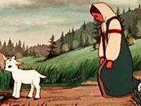 Раскраски Сестрица Алёнушка и братец Иванушка