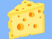 Раскраски Сыр
