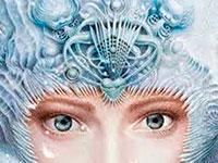 Раскраски К сказке Снежная королева
