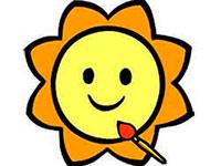 Раскраски Солнышко