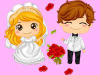 Раскраски Свадьба