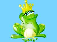 Раскраски Царевна лягушка
