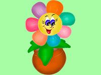 Раскраски Цветик семицветик