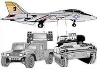 Раскраски Военная техника