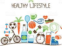 Раскраски Здоровый образ жизни