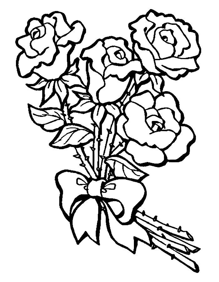 варианты цветы для открыток раскраски тренера потревожить