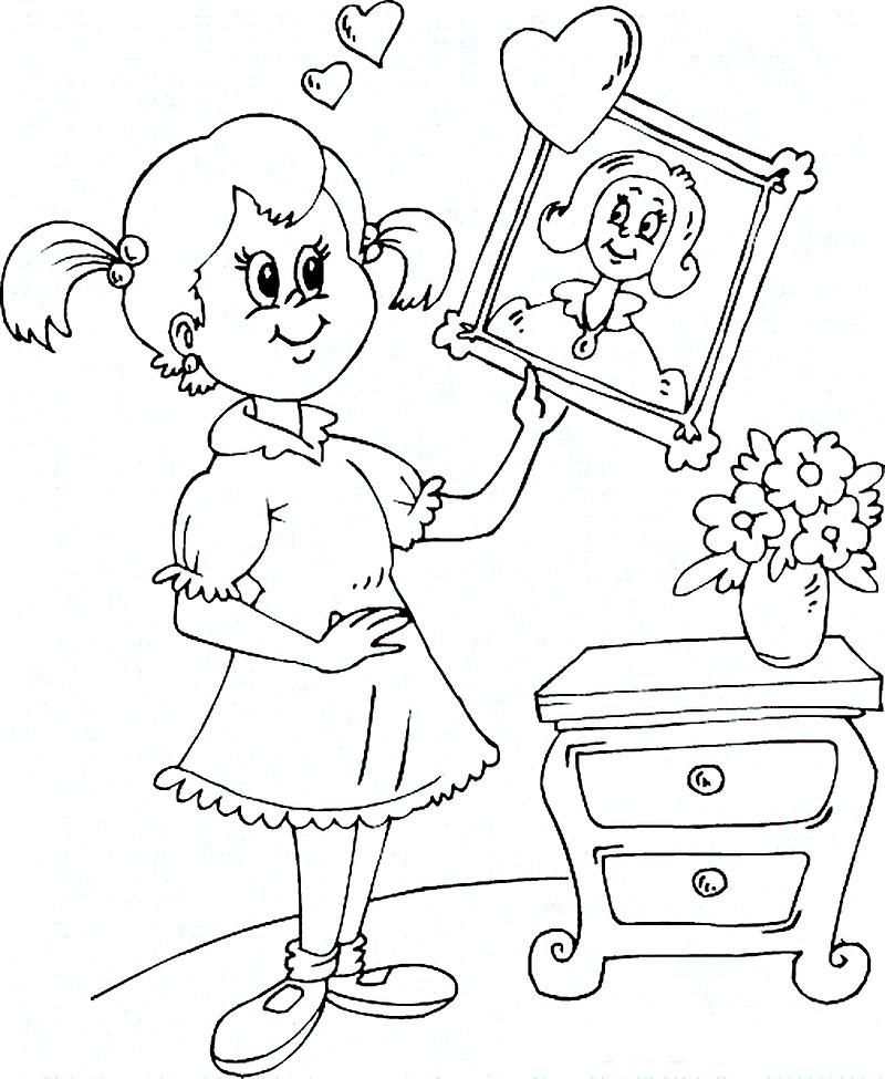 магазин предлагает раскраски на тему день матери распечатать отрогах хребта черского