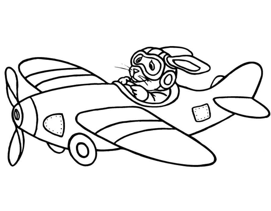 раскраски самолеты скачать и распечатать