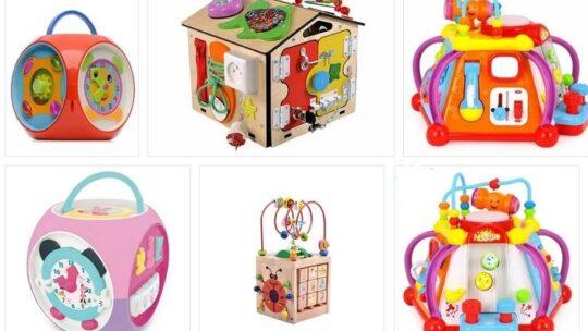 Развивающие игрушки для ребенка от 0 до 1 года-что стоит купить малышу