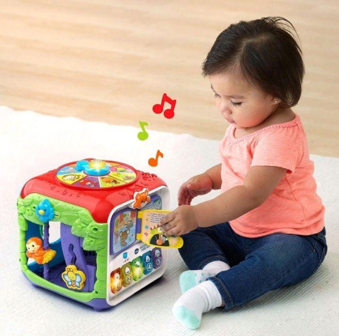 игрушки от 6 месяцев какие стоит купить