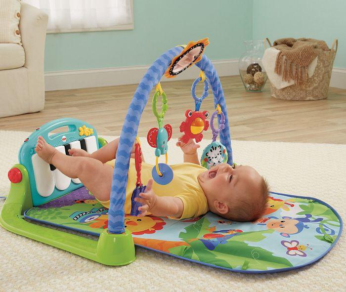 игрушки для новорожденных от 0