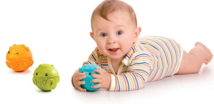 развивающие игрушки для малышей до года