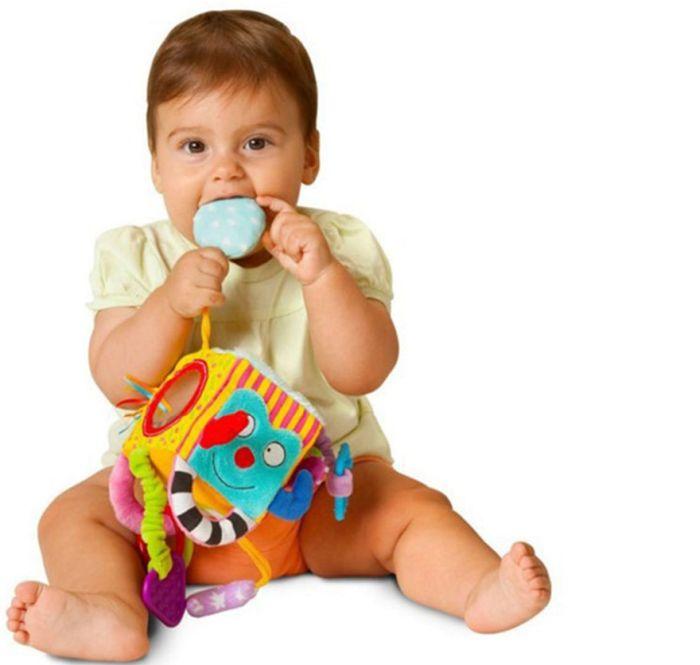 игрушки для 6 месячного ребенка