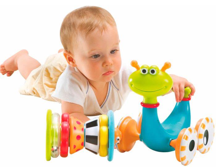 игрушки для новорожденных по месяцам