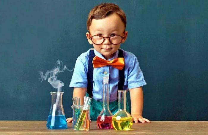эксперименты с детьми в домашних условиях