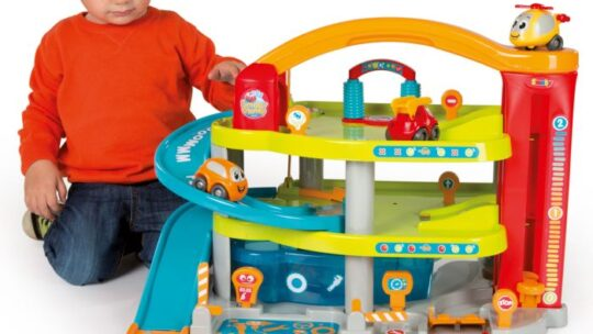 Развивающие игровые занятия для ребенка в 2 года