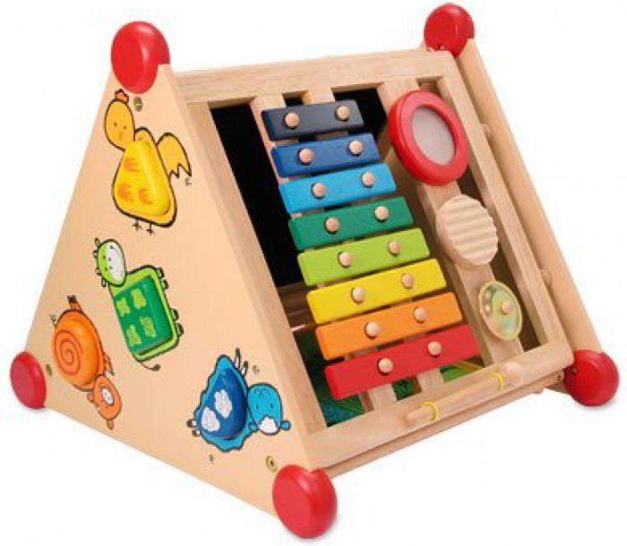 развивающие игры для детей 2 года