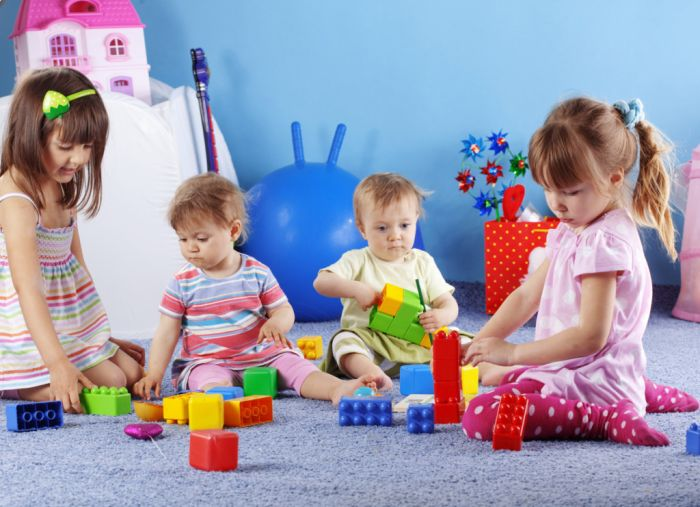 игры с ребенком 2 года