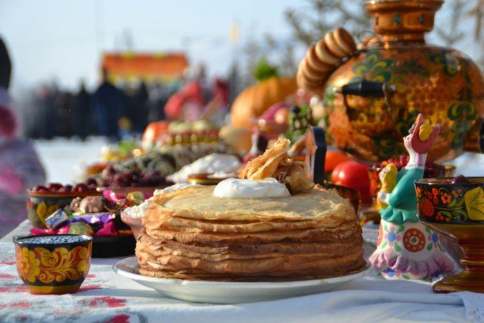 русские традиции и обычаи