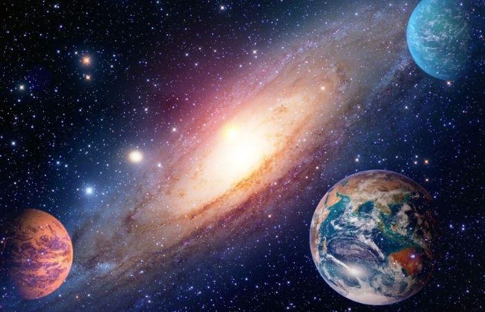 информация о космосе 4 класс