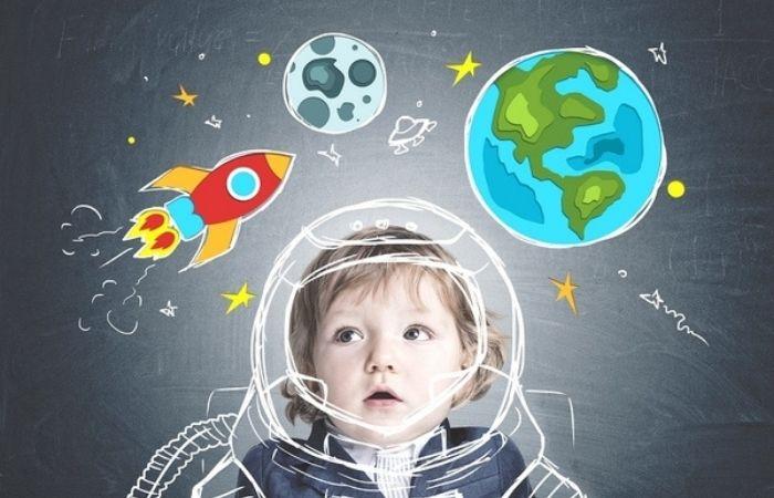 что такое космос для детей