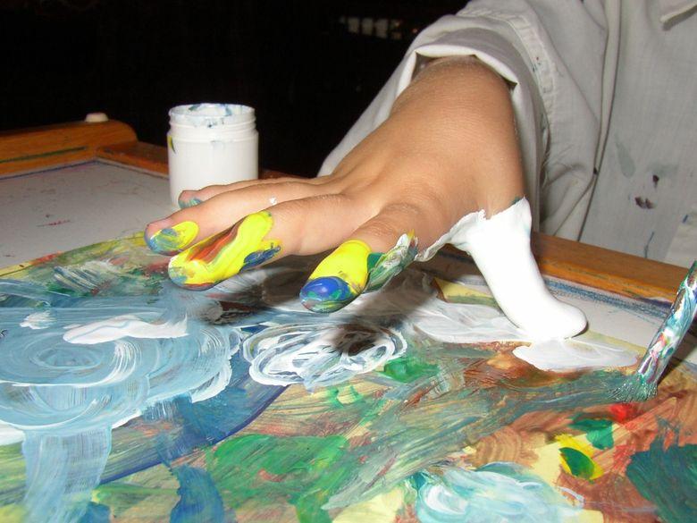 Техники рисования для детей — нетрадиционные способы рисования с детьми