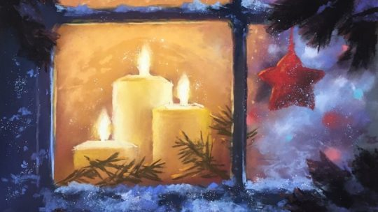 Что нарисовать на Рождество: 50+ идей рисунков на Рождество